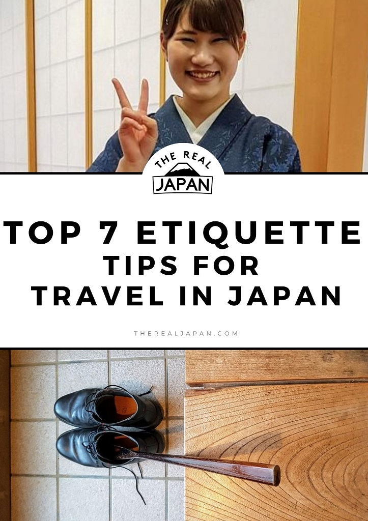 Travel Etiquette in Japan The Real Japan Rob Dyer