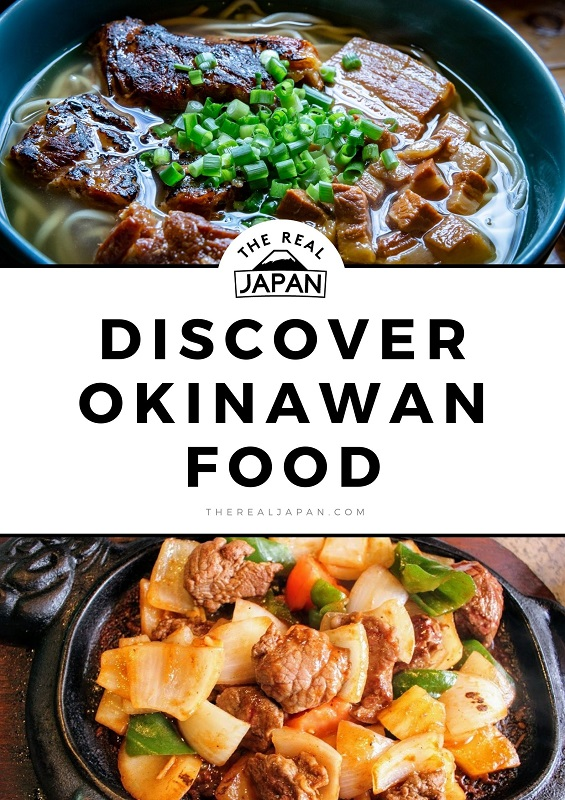 Discover Okinawan Food The Real japan Rob Dyer