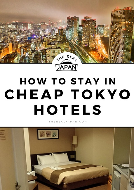 How to stay in cheap Tokyo hotels The Real Japan Rob Dyer
